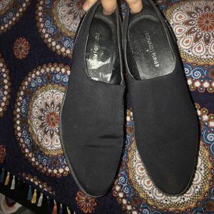 classic and sleek slip-ons